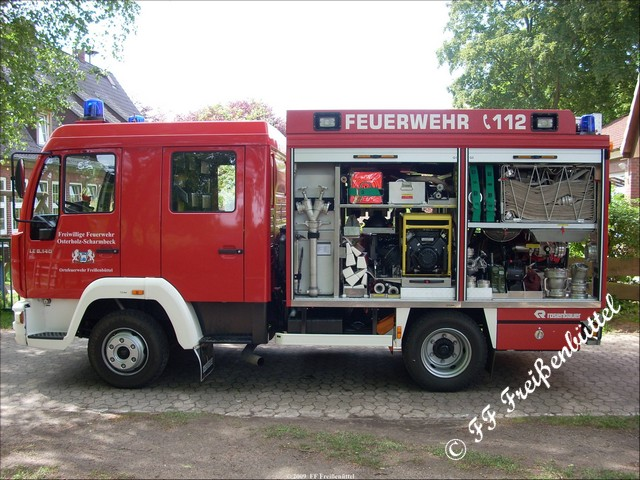 Ofw Freißenbüttel – TSF-W