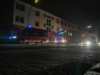 Einsatz Osterholz-Scharmbeck Brandgeruch