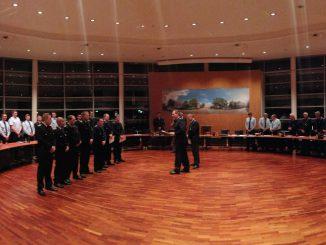 Jahreshauptversammlung - Ortsfeuerwehr Osterholz-Scharmbeck