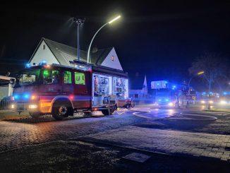 Küchenbrand - Osterholz-Scharmbeck