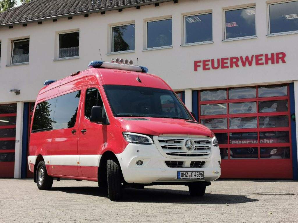 MZF - Ofw Osterholz-Scharmbeck - Freiwillige Feuerwehr Osterholz-Scharmbeck