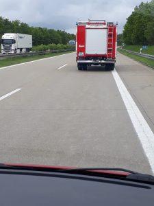 Ofw Pennigbüttel - TLF3000 - Fahrt nach Pennigbüttel