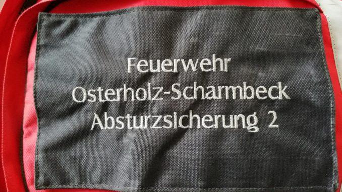 Absturzsicherung - Ofw Osterholz-Scharmbeck - Freiwillige Feuerwehr Osterholz-Scharmbeck