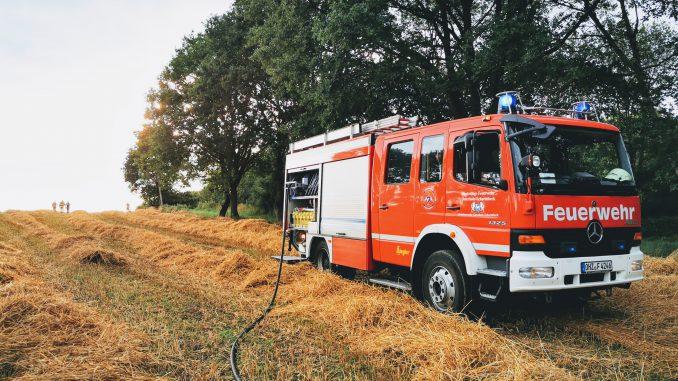 Freiwillige Feuerwehr Osterholz-Scharmbeck - Ortsfeuerwehr Osterholz-Scharmbeck - Einsatz - Flächenbrand