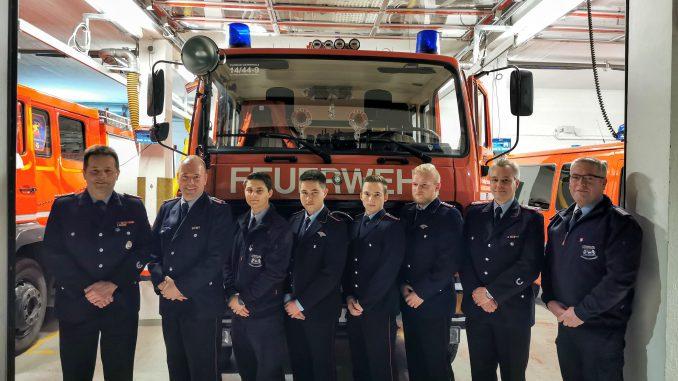 TM2 Abschluss - Feuerwehr Osterholz-Scharmbeck